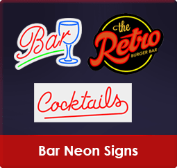 Custom Neon Signs - LED Signs